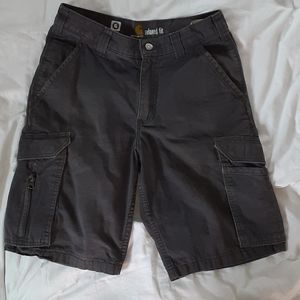 Mens Carhartt Force Cargo Shorts 30
